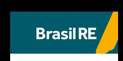 Logo de Reaseguradora IRB Brasil